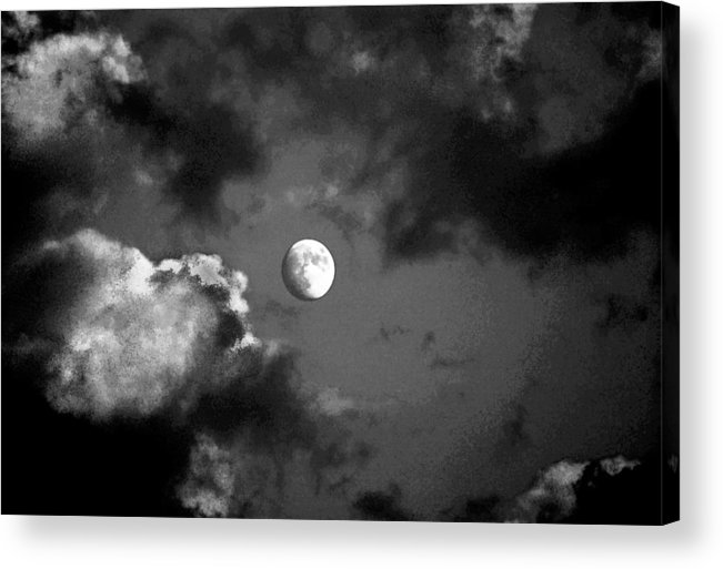 Sky Acrylic Print featuring the photograph Eye In The Sky by Steve Karol
