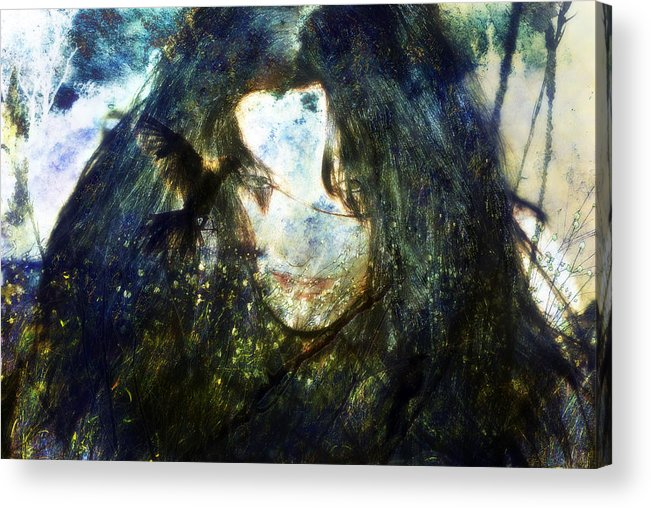 Earth Acrylic Print featuring the photograph Mother Earth by Yvonne Emerson