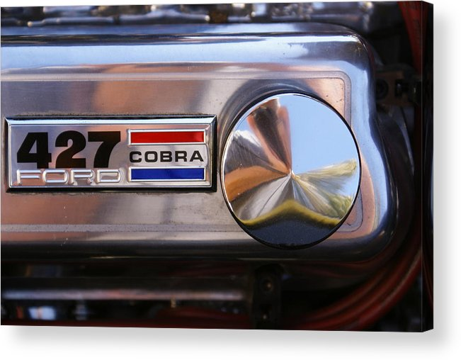 Car Acrylic Print featuring the photograph Pure Muscle by Jim Georgiana