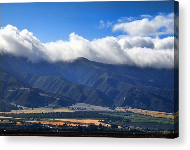 Soledad Acrylic Print featuring the photograph Solitude by Lorrie Morrison