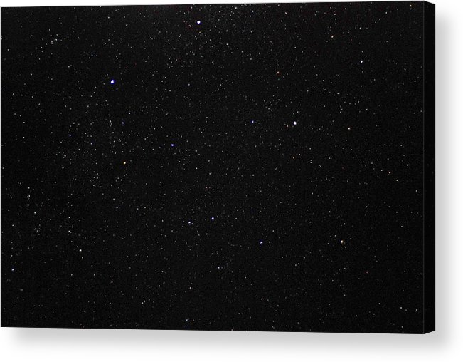 Stars Acrylic Print featuring the photograph Stars by Erik Berglund