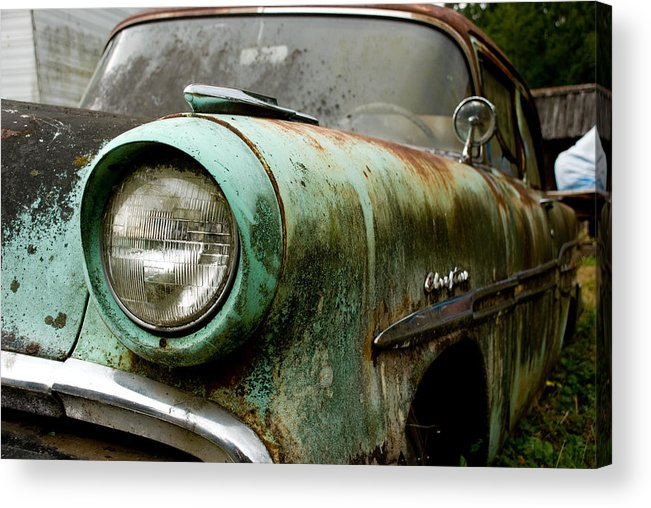 Cars Acrylic Print featuring the photograph Sunday Drive by Jennifer Owen