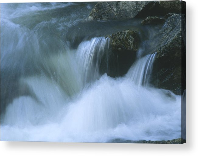 Water Acrylic Print featuring the photograph Torrent by Lynard Stroud