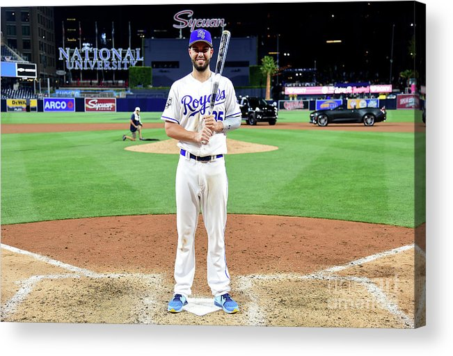 People Acrylic Print featuring the photograph 87th Mlb All-star Game 3 by Harry How