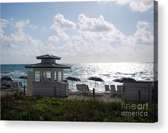 Landscape Acrylic Print featuring the photograph Untitled by Noelle Damato