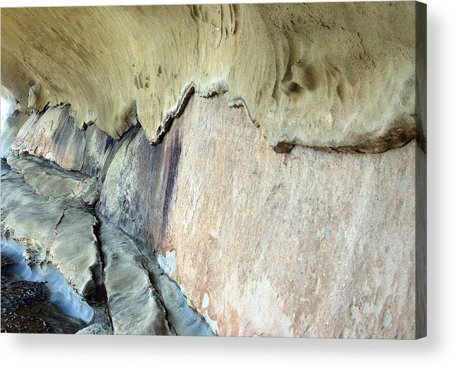 Rock Formation Acrylic Print featuring the photograph Galleria by Tom Gilligan