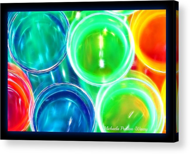 Art Acrylic Print featuring the photograph Shooters by Michaela Preston