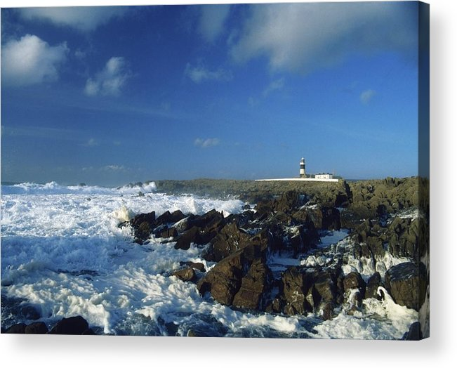 Coast Acrylic Print featuring the photograph Tory Island, County Donegal, Ireland by Richard Cummins