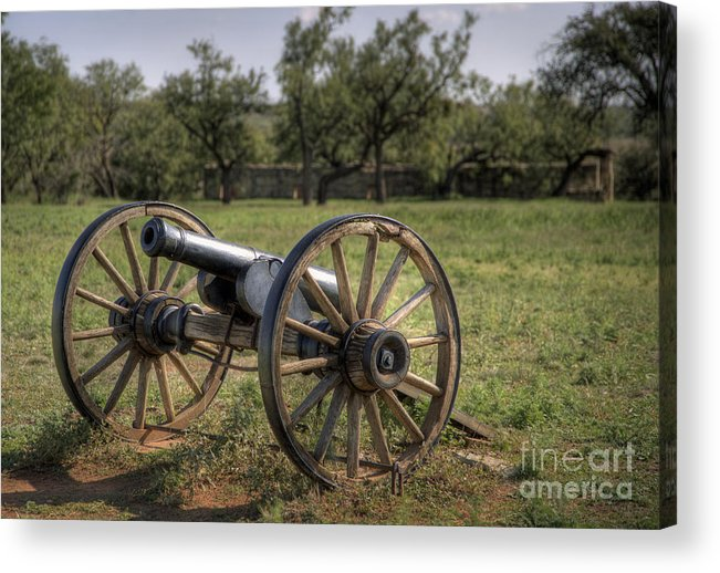 Us Army Acrylic Print featuring the photograph Defense by Fred Lassmann
