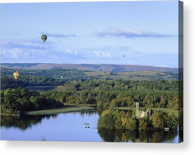 Journey Acrylic Print featuring the photograph Lough Key Forest And Activity Park by The Irish Image Collection