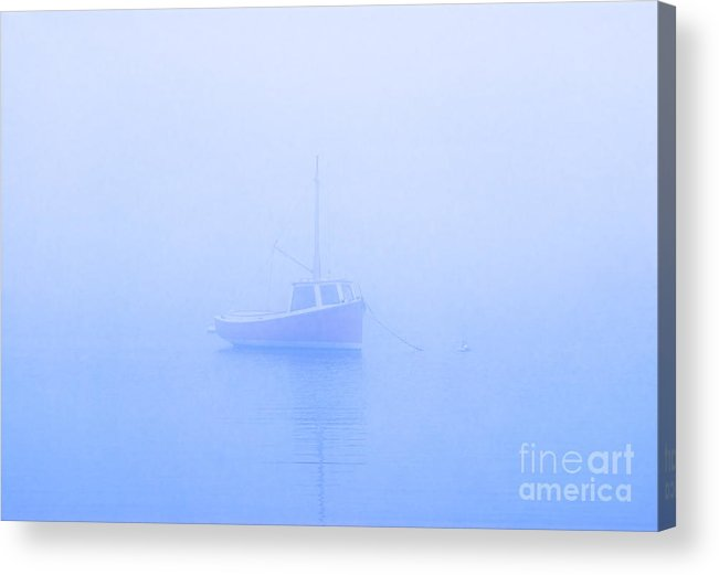 Boat Acrylic Print featuring the photograph Gog Boat by John Greim