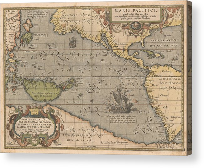 Antique Maps - Old Cartographic Maps - Antique Map Of The Pacific Ocean on tahiti map pacific, world war ii pacific, world map pacific, garbage island pacific, silestone pacific, war in pacific,