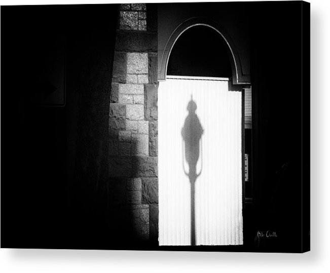 Window Acrylic Print featuring the photograph Barristers Window by Bob Orsillo