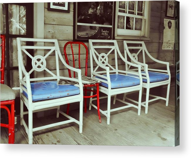 Blue Heaven Acrylic Print featuring the photograph Blue Heaven by JAMART Photography