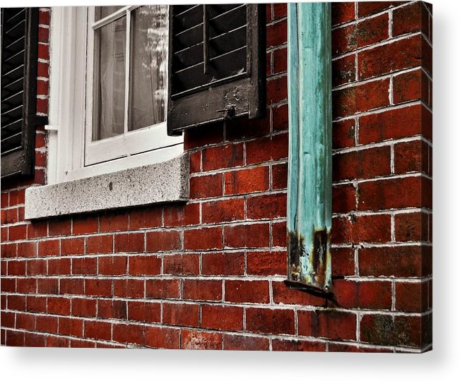 Historic Acrylic Print featuring the photograph Historic Nantucket by JAMART Photography