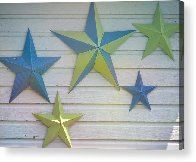 Stars Acrylic Print featuring the photograph Stars by JAMART Photography