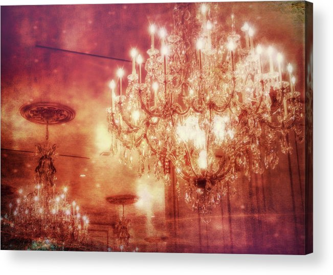 Vegas Acrylic Print featuring the photograph Vintage Light by JAMART Photography