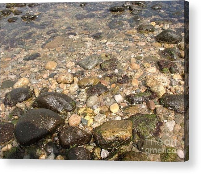 Tide Acrylic Print featuring the photograph Block Island Low Tide II by Anthony Morretta
