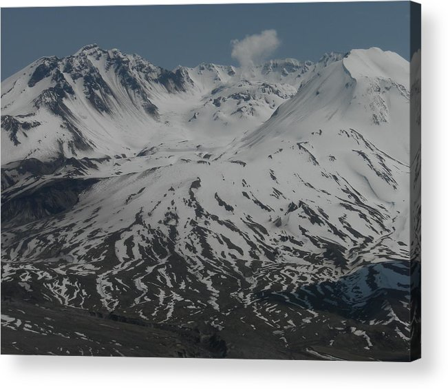 Landscape Acrylic Print featuring the photograph Mt. Saint Helens by Garry Kaylor