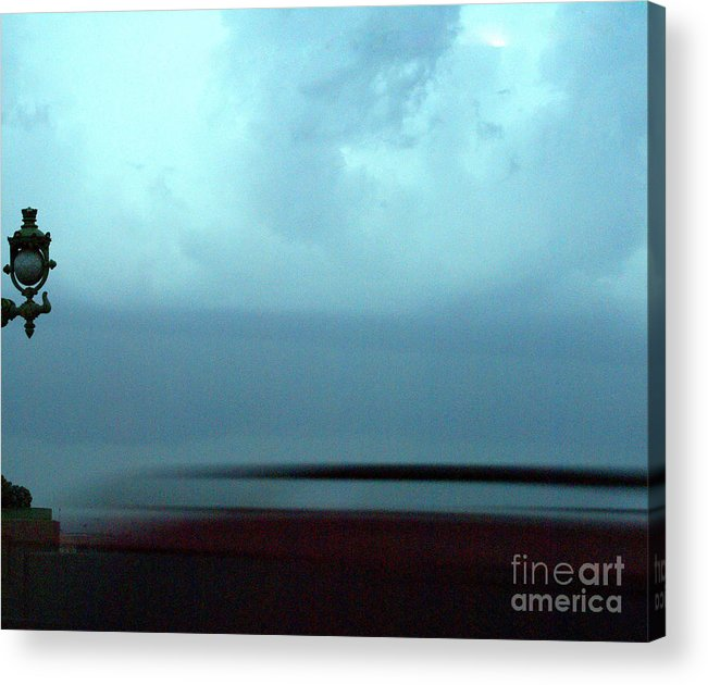 The Sky Acrylic Print featuring the photograph Part Of The Whole by Vadim Grabbe