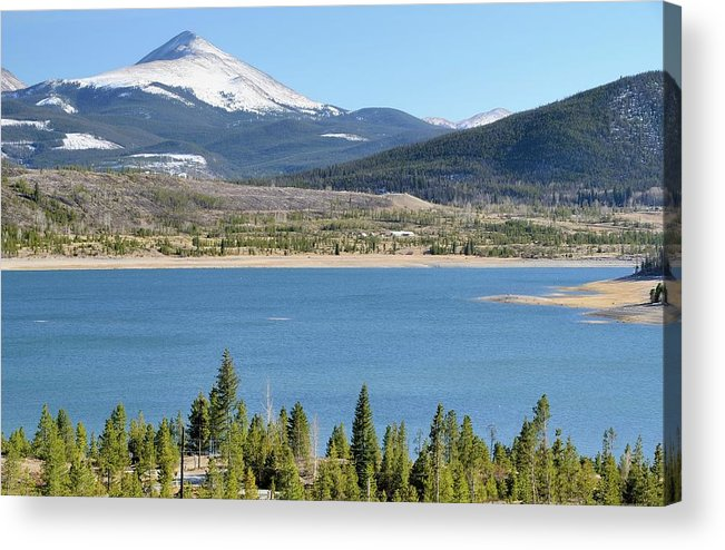 Scenics Acrylic Print featuring the photograph Colorado Landscape by Rivernorthphotography