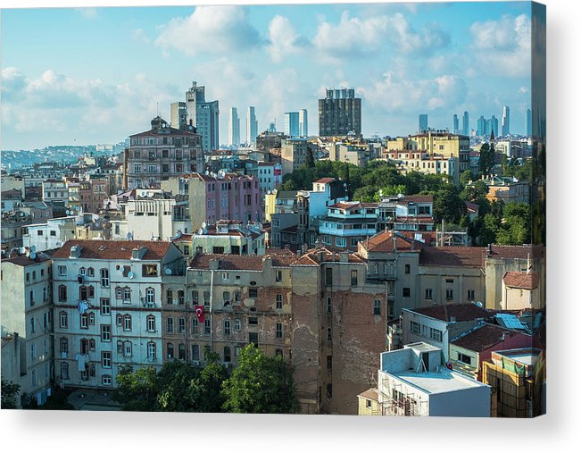 Tranquility Acrylic Print featuring the photograph Istanbul by Picture By Hamoon Nasiri