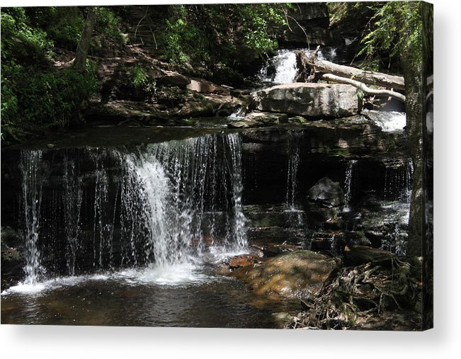 Acrylic Print featuring the photograph Quencher by Dervent Wiltshire