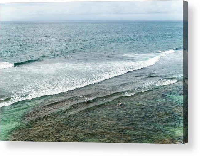 Tranquility Acrylic Print featuring the photograph Uluwatu, Bali by John Harper