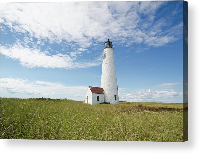 Tranquility Acrylic Print featuring the photograph Usa, Massachusetts, Nantucket Island by Tetra Images - Chris Hackett