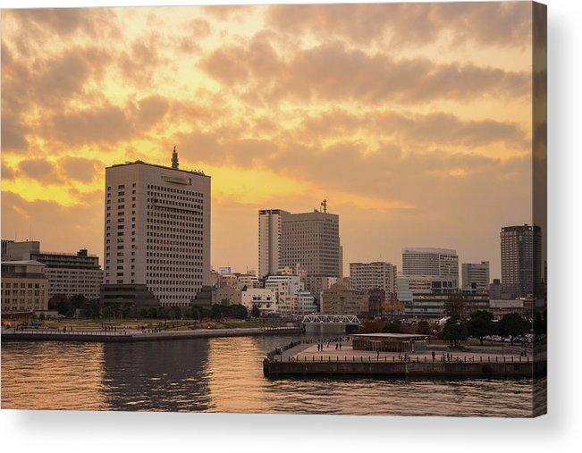 Tranquility Acrylic Print featuring the photograph Yokohama by I Like Camera And Life