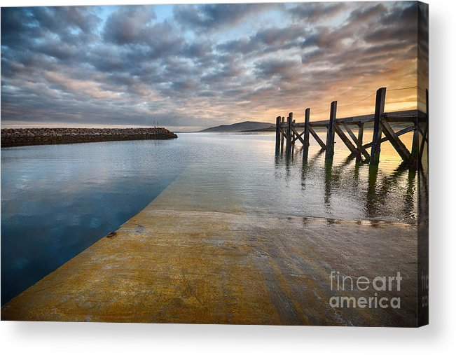 Eriskay Acrylic Print featuring the photograph Eriskay by Smart Aviation