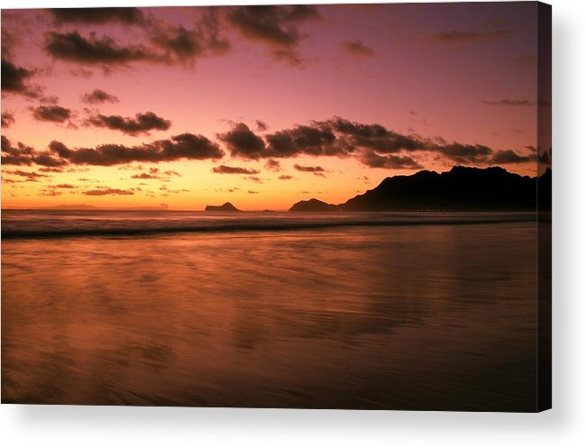 Dawn Acrylic Print featuring the photograph Art of Balance by Mitch Cat