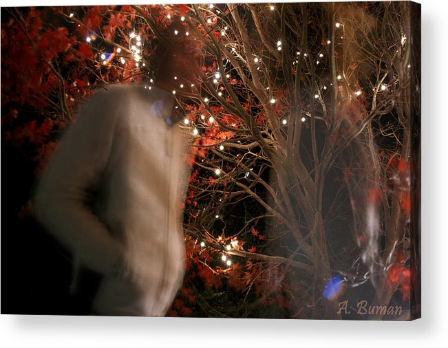 Photography Acrylic Print featuring the photograph The Remains of a Magical Memory by Angelique Bowman