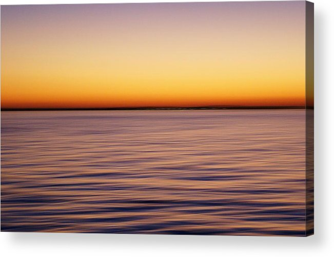 Abstract Acrylic Print featuring the painting Timeless by Florene Welebny