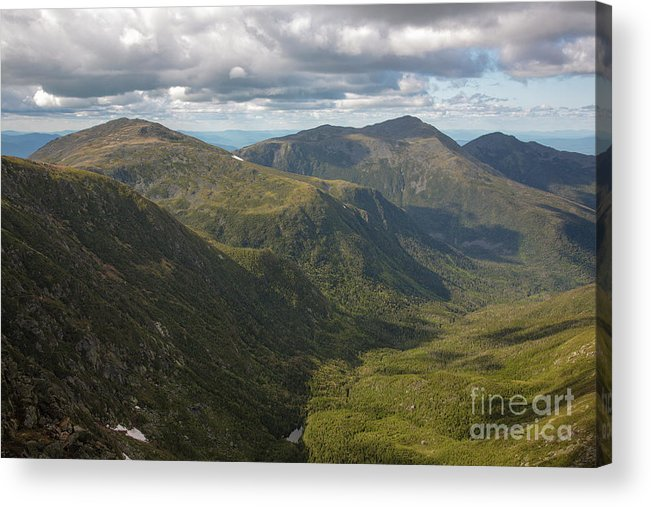 Hike Acrylic Print featuring the photograph Great Gulf Wilderness - White Mountains New Hampshire by Erin Paul Donovan
