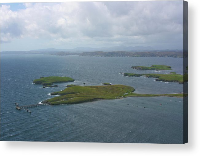 Tranquility Acrylic Print featuring the photograph Holm, Stornoway, Isle Of Lewis by Donald Morrison