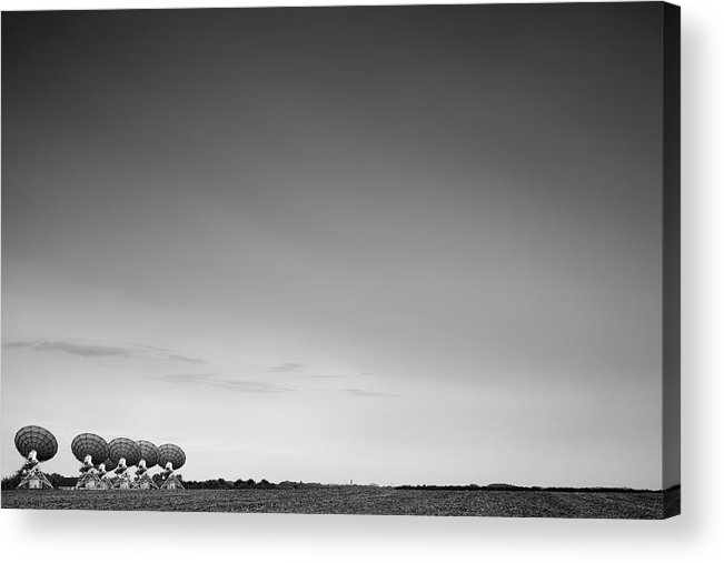Five Objects Acrylic Print featuring the photograph Mullard, Cambridgeshire, Uk by Richard Fraser