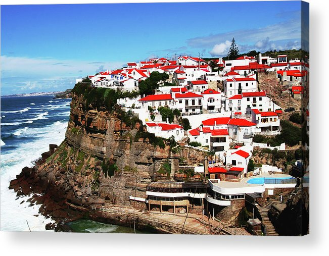 Tranquility Acrylic Print featuring the photograph Portugal by Arthit Somsakul