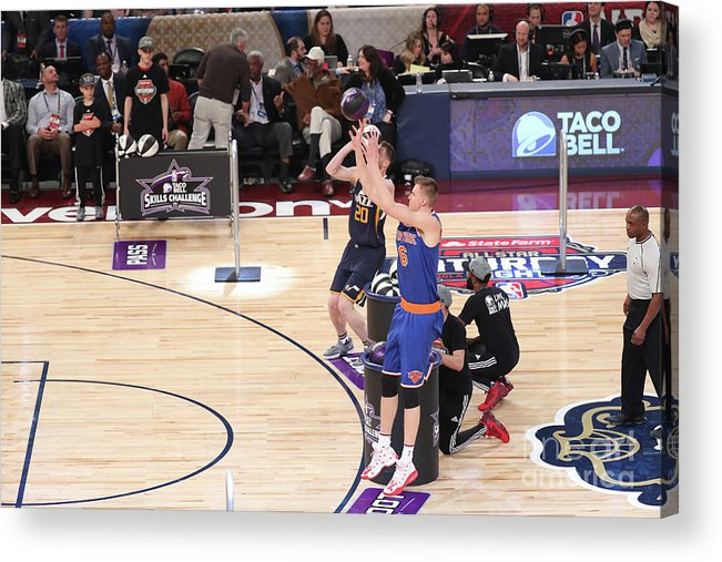 Event Acrylic Print featuring the photograph Taco Bell Skills Challenge 2017 by Joe Murphy