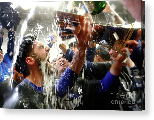 Championship Acrylic Print featuring the photograph Chris Taylor by Jamie Squire