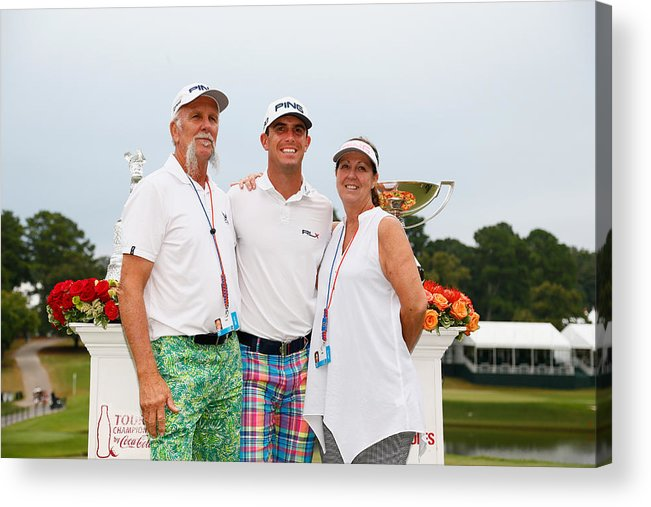 Atlanta Acrylic Print featuring the photograph TOUR Championship by Coca-Cola - Final Round by Kevin C. Cox