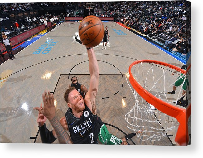 Nba Pro Basketball Acrylic Print featuring the photograph Blake Griffin by Jesse D. Garrabrant
