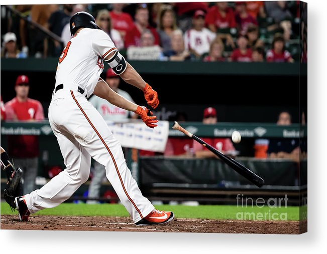 People Acrylic Print featuring the photograph Chris Davis by Scott Taetsch