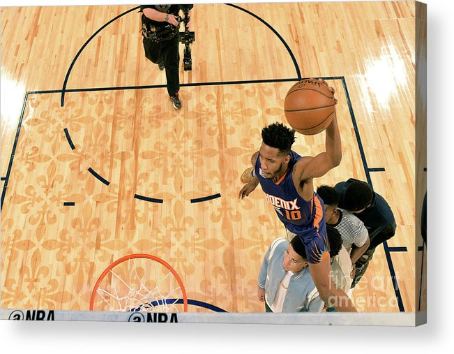 Event Acrylic Print featuring the photograph Derrick Jones by Jesse D. Garrabrant