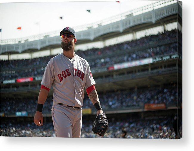 East Acrylic Print featuring the photograph Mike York by Rob Tringali