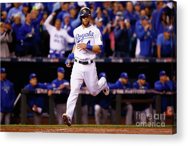 People Acrylic Print featuring the photograph Alex Gordon by Jamie Squire