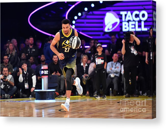 Event Acrylic Print featuring the photograph Jamal Murray by Jesse D. Garrabrant