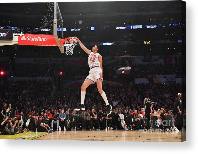 Event Acrylic Print featuring the photograph Larry Nance by Jesse D. Garrabrant