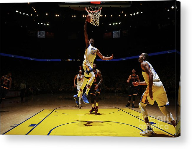 Playoffs Acrylic Print featuring the photograph Kevin Durant by Garrett Ellwood