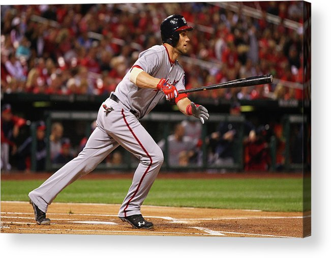 St. Louis Acrylic Print featuring the photograph Bryce Harper by Dilip Vishwanat